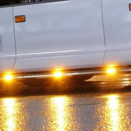 scania r & S series side bars pic 1