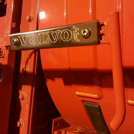 volvo 5th wheel handle extension pic 1