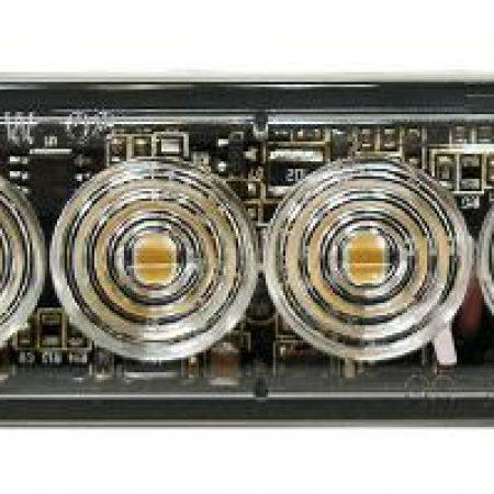 Peterson SL10451 LED warning light - PAIR