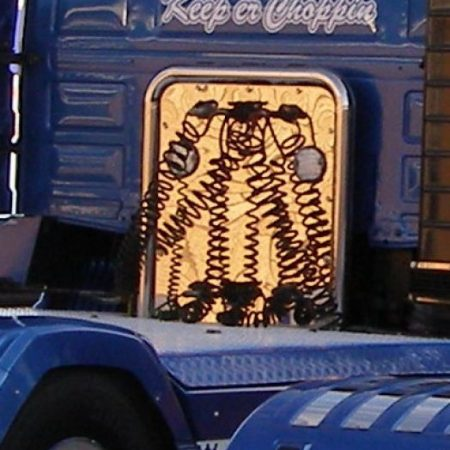 Scania 3 series suzie A Frame