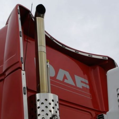 DAF XF95 Super Space Vertical / Horizontal Wind Kit Lights