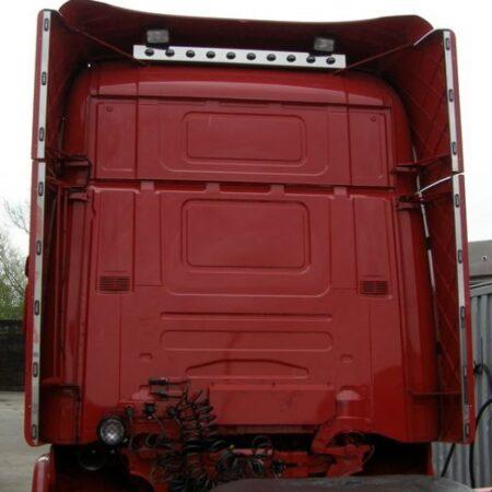 Scania 4 series topline wind kit strips