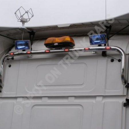 Scania Topline Rear Worklight Beacon Bar