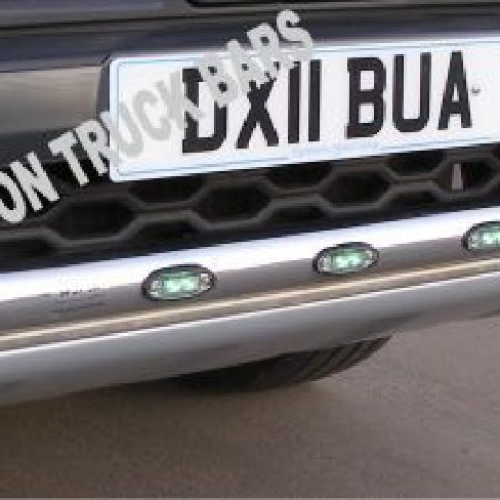 Volvo FMX front step bar