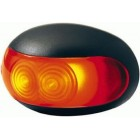 Hella Bulbous LED Rear Marker Light