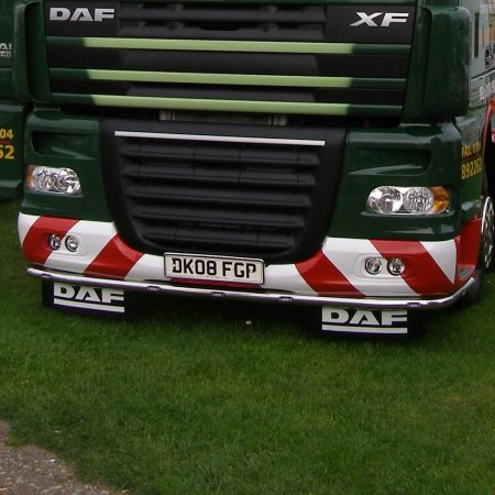 DAF XF 105 Under Bar