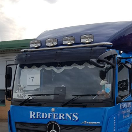 Mercedes Atego / Axor Roof bar