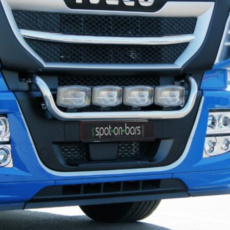 Iveco Stralis 2017 on grill bar