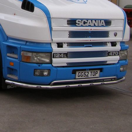 Scania 4 series under bar long tails