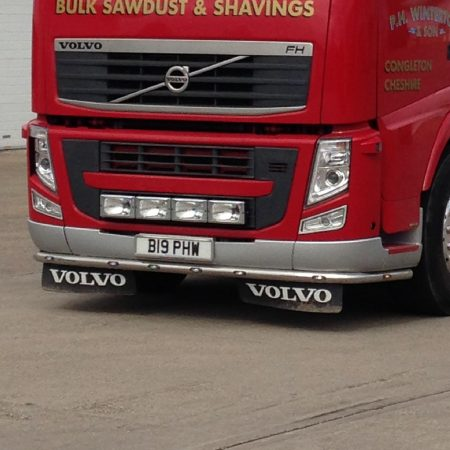 Volvo FH &FM version 2 Under bumper bar