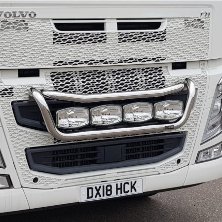 Volvo FH V4 tailor grill bar
