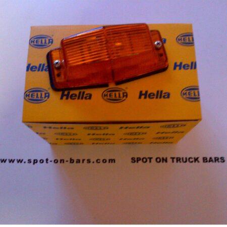 "Hella ""Danish Style"" bulbed marker light 321001"