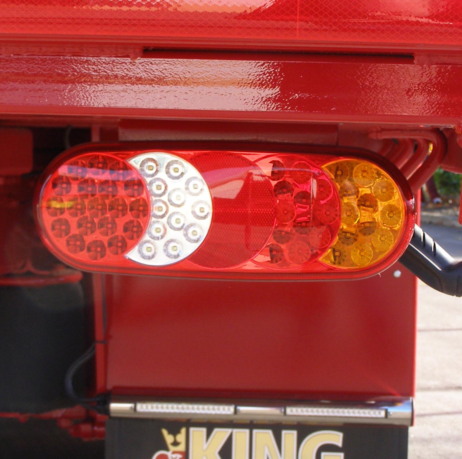 Britax L78.00.LDV LED Tail Light Cluster