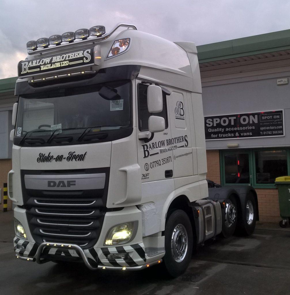 Home spot on truck bars barlows go dutch aloadofball Images