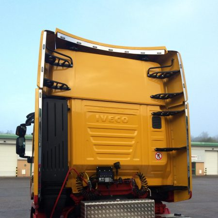 Iveco Stralis Wind kit strips