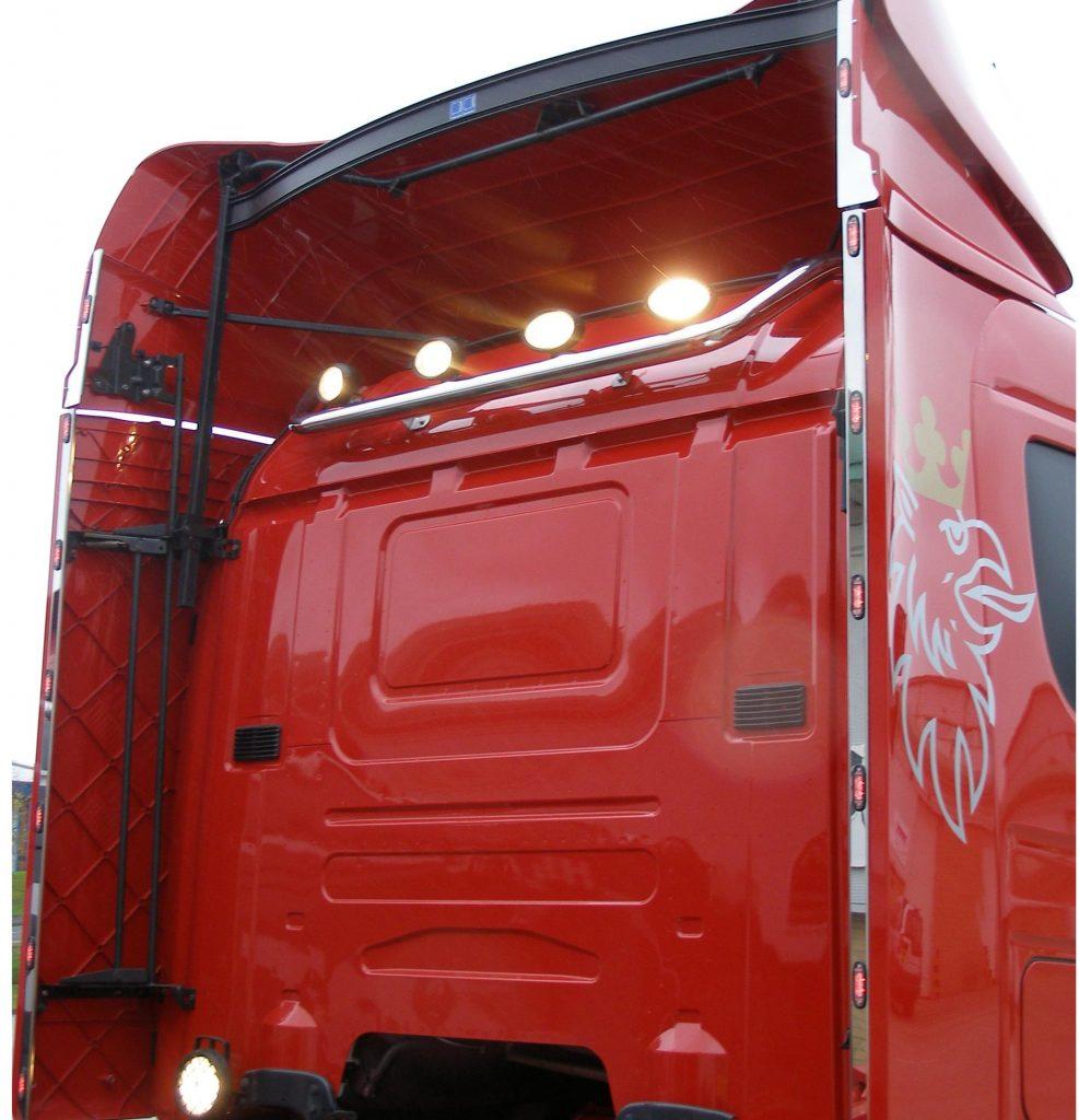 Scania R Cab Sleeper Wind Kit Lights