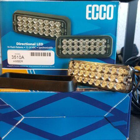 ESG 3510A surface mount led warning light