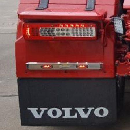 Volvo rear tail light strips