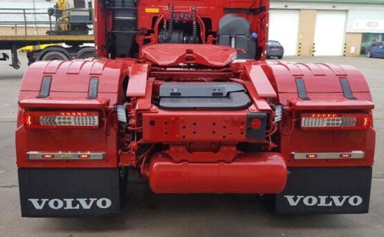 Volvo Rear Tail Light Strips Spot On Truck Bars