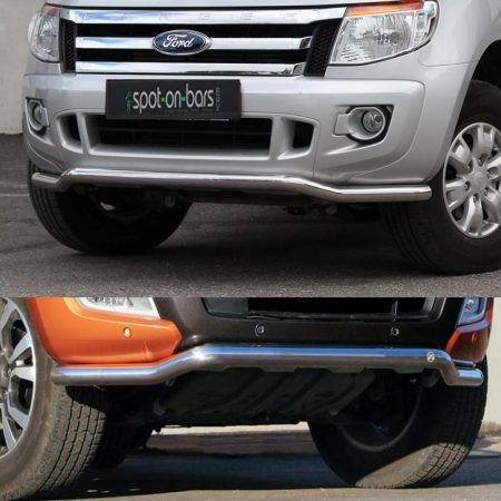 Ford Ranger Front under bumper bar