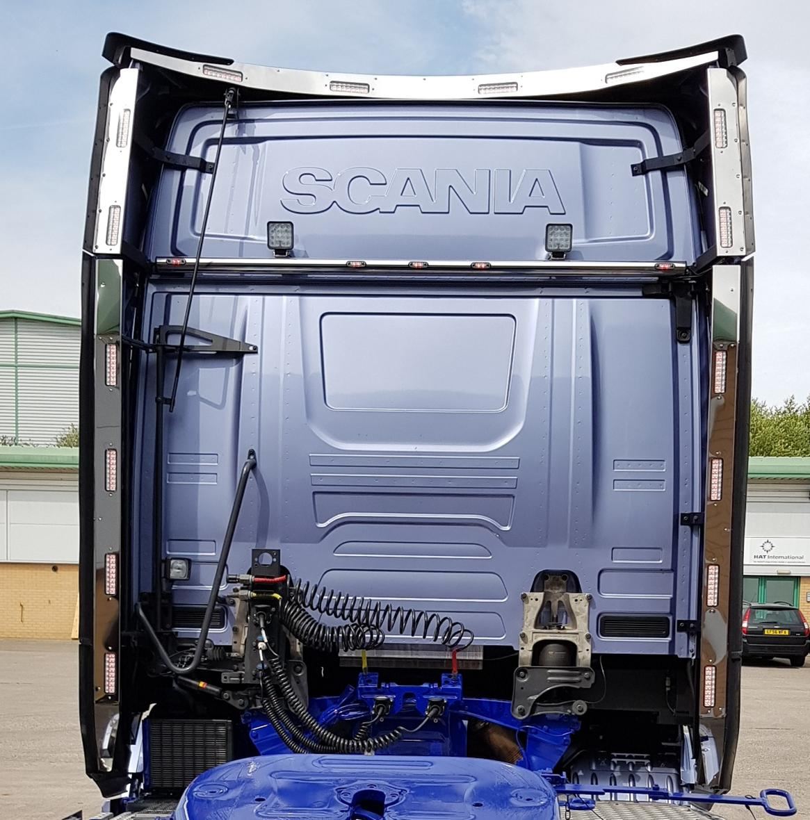 Scania r series wind kit strips lightbox aloadofball Choice Image