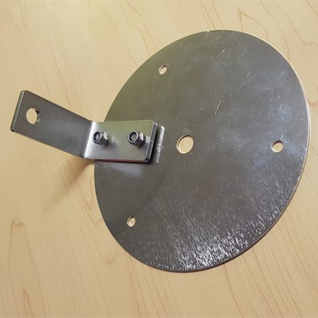 Beacon mounting plate - type 2 - bracket