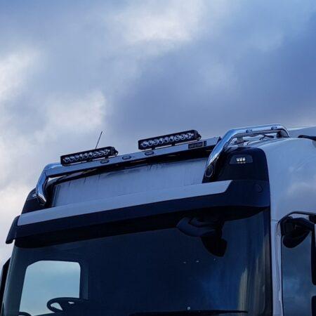 Volvo Fh V4 globetrotter & XL roof bar - Cross Bar