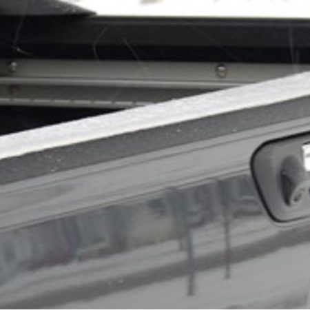 Mercedes X Class tail gate protector - Stainless steel