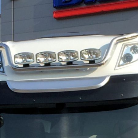 DAF CF space cab HILITE roof bar 2015 on