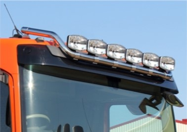 Volvo FH V4 low roof top bar - max