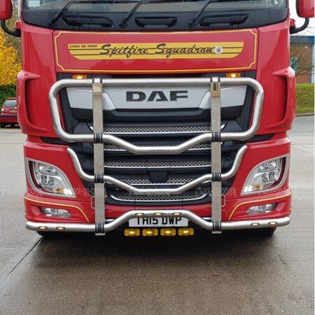 DAF XF Mega Bullbar