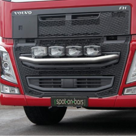 Volvo FH V4 city grill bar