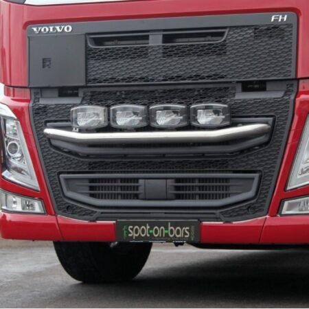 Volvo FH V4 city grill bar