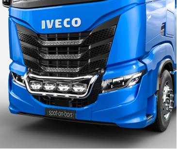 Iveco S Way Tailor grill bar