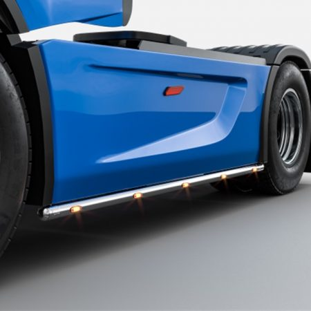Iveco S way side bars
