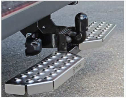 1200mm step for tow bar