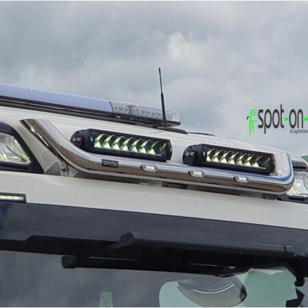 Scania Next Gen PGRS series Vmax Roof bar
