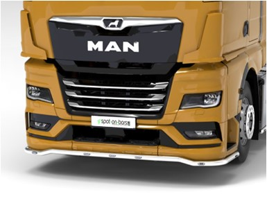MAN TGX 2020 on - F Liner Lo bar