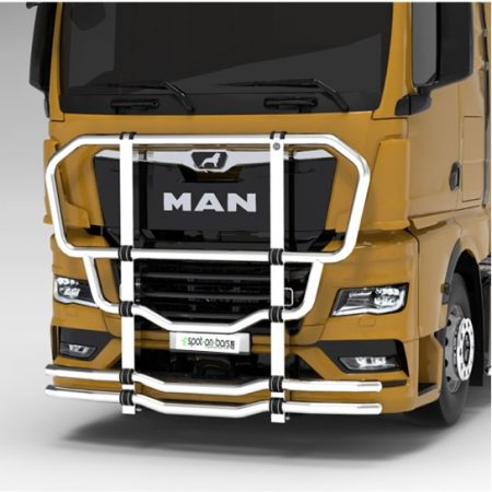 MAN TGX 2020- Mega bull bar