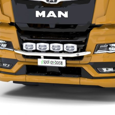 MAN TGX 2020- City grill bar
