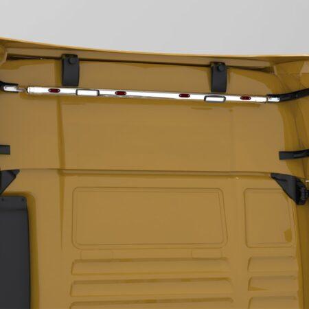 MAN TGX GX cab rear work light bar