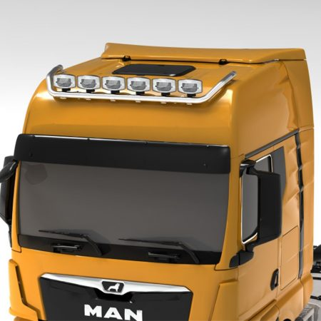 MAN TGX 2020 on Wide roof bar GX cab