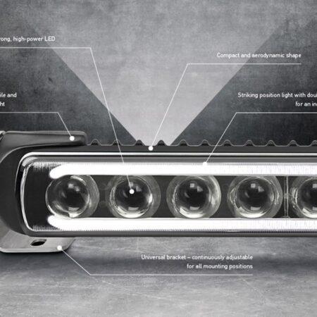 Hella LED light bar 470