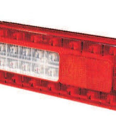 Aspock Pro Road LED tail light