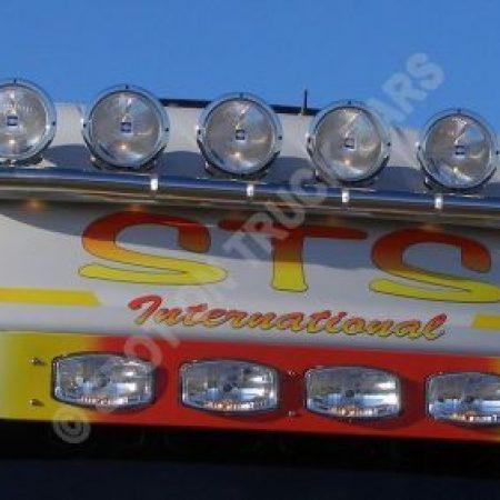 Aluminium Sunvisors