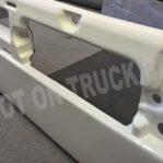 Scania Streamline Fibreglass Sunvisor