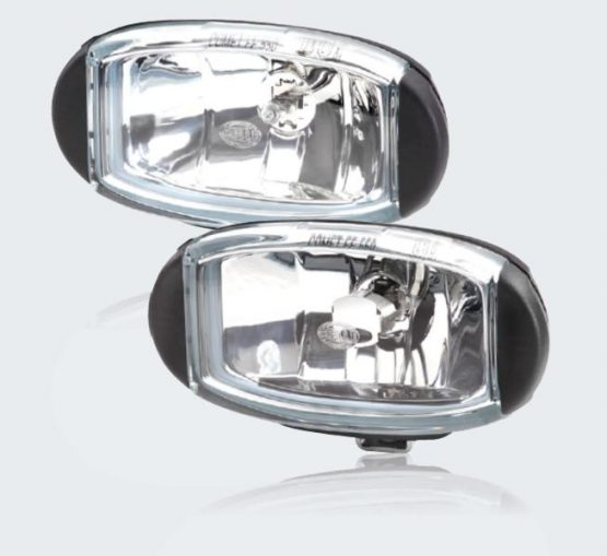 Hella Comet FF550 driving light - PAIR