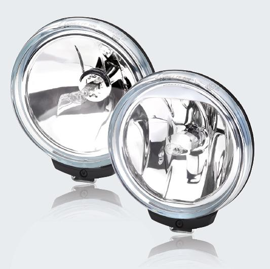 Hella Comet Ff500 Driving Light Pair