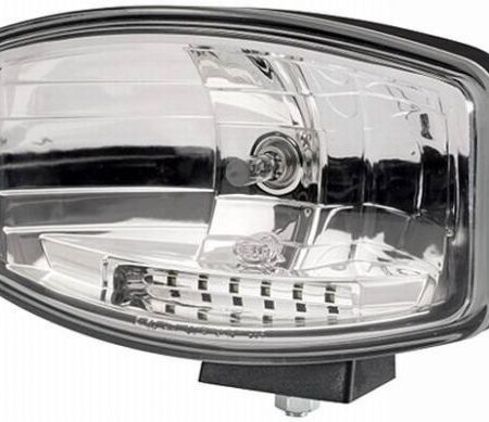 Hella Jumbo 320 FF with LED side light