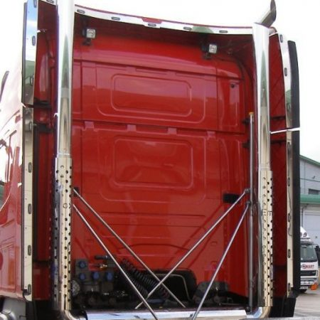 Scania R series wind kit strips